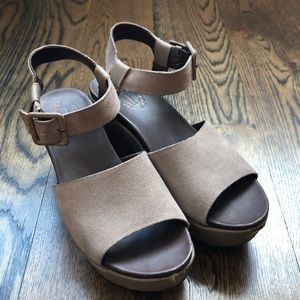 Kork-ease wedge sandals